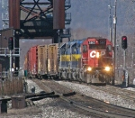 CP  5612, CP's  Tomah   Sub.